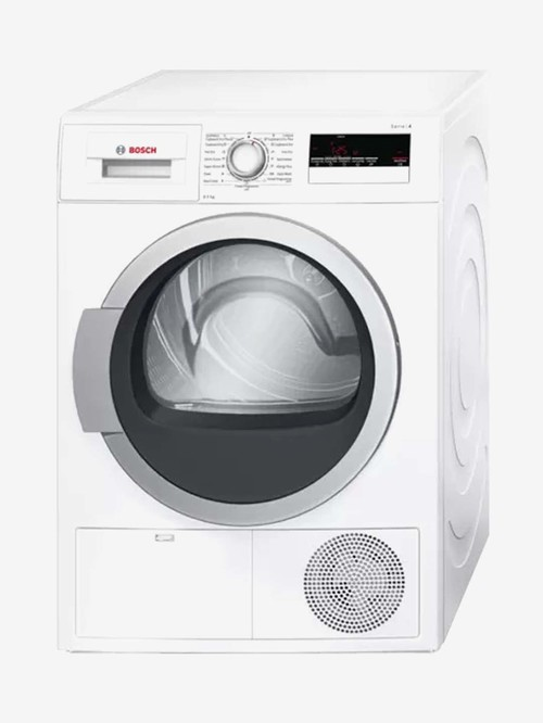 BOSCH 7 kg Dryer with In-built Heater White(WTN86203IN)