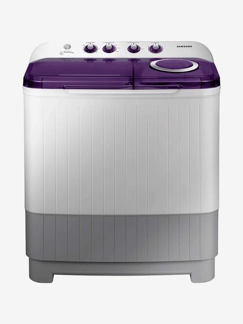 Samsung 7 kg 5 Star Semi Automatic Top Load Washing Machine  WT70M3200HL/TL, Violet
