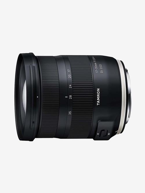 Tamron 17 35 mm f/2.8 4 DI OSD Lens for Canon Digital SLR Cameras  Black