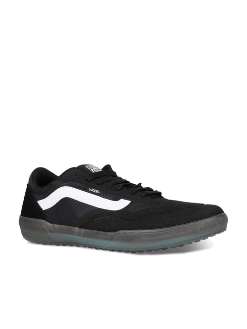Buy Vans Ave Pro Black Sneakers for Men