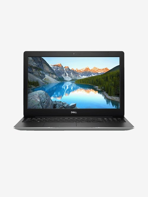 Dell Inspiron 15 3593 Laptop D560159WIN9S i3|10th Gen|8GB|1TBHDD|15.6 in|W10+MSO|INT Graphics|Silver