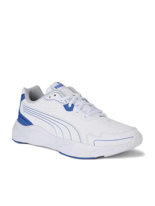 Puma 90s Runner Wave Sig White Sneakers