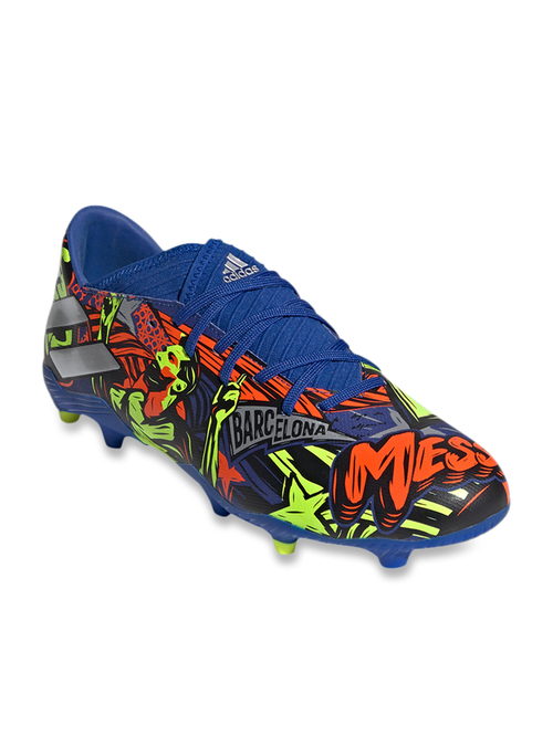 Adidas Nemeziz Messi 19.3 FG Blue Football Shoes