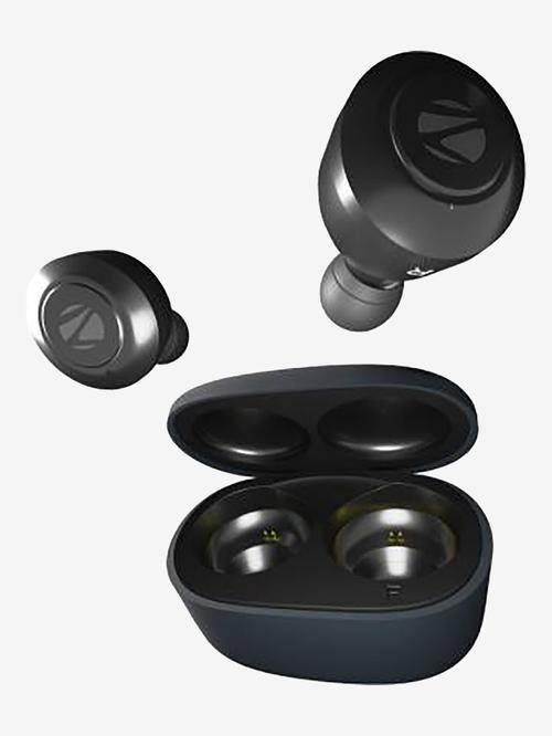 Zebronics Zeb Sound Bomb True Wireless EarPods With Mic  Z1, Black