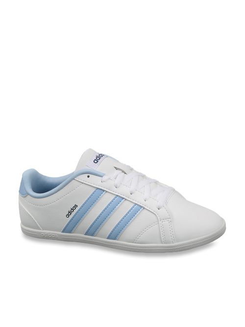Adidas Coneo QT White Sneakers