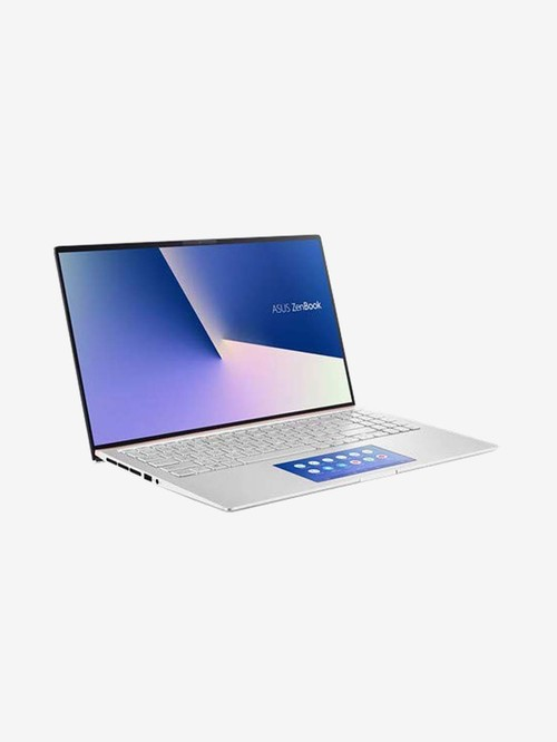 Asus Laptop UX534FTC A9338TS i7 |10th Gen|16 GB|1TBSSD|15.6 inch|W10H+MSO|4 GB Graphics|Icicle Silver