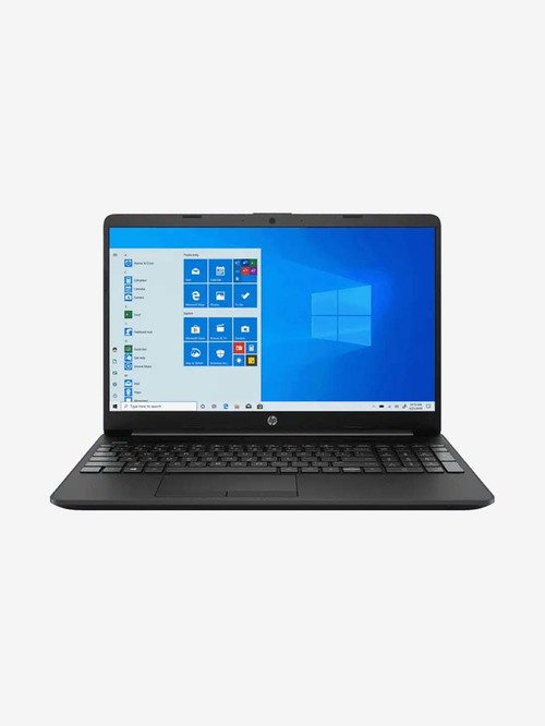 HP Laptop 15s du2060tx i3 |10th Gen|4  GB|1TB HDD|15.6 inch|Win10+MSO|2 GB Graphics|Jet black
