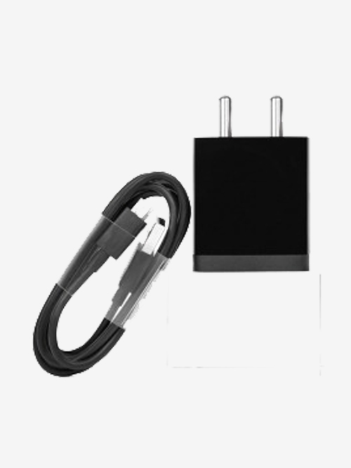 Mi 2A Fast Charger with Cable  Black