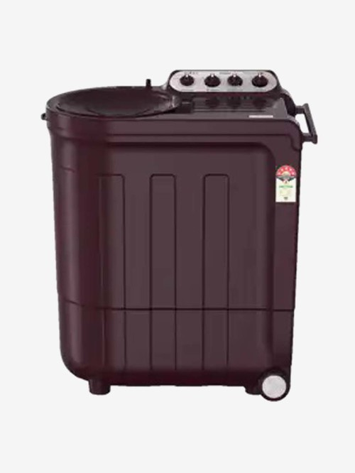 Whirlpool 7.5 kg 5 Star Semi Automatic Top Load Washing Machine 1450 RPM  ACE Turbo Dry, Wine