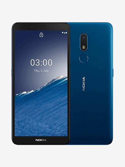 Nokia C3 16  GB  Nordic Blue  2  GB RAM, Dual SIM 4G