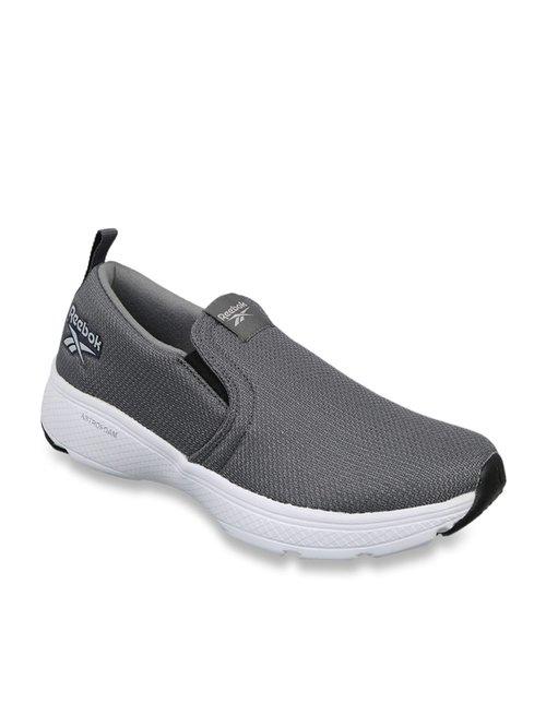 patio de recreo invadir Controversia  Reebok Men's Easy Walk Dark Grey Walking Shoes from Reebok at best prices  on Tata CLiQ
