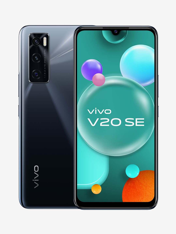 Vivo V20 SE 128 GB (Gravity Black) 8 GB RAM, Dual SIM 4G from Vivo at best  prices on Tata CLiQ