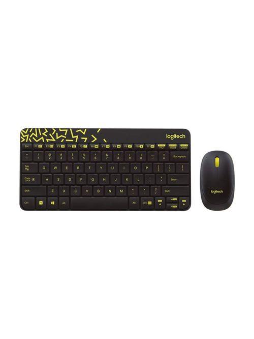 Logitech MK240 2.4G Wireless Keyboard and Mouse Combo