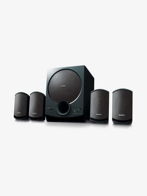 Sony SA-D40 C E12 4.1 Channel Speaker System with Bluetooth (Black)