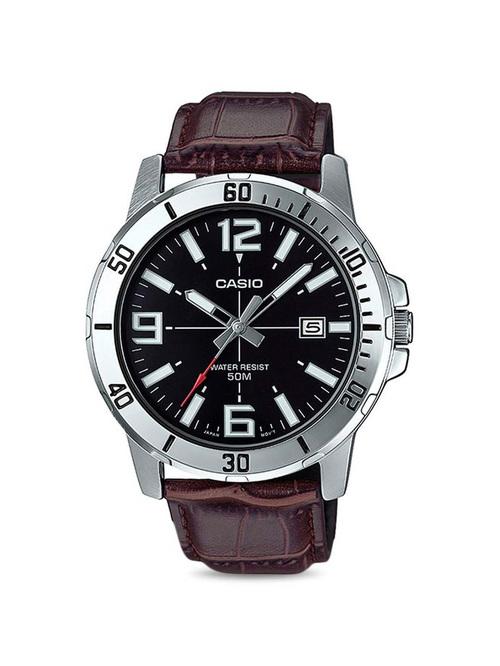 Casio MTP VD01L 1BVUDF Enticer Analog Watch for Men