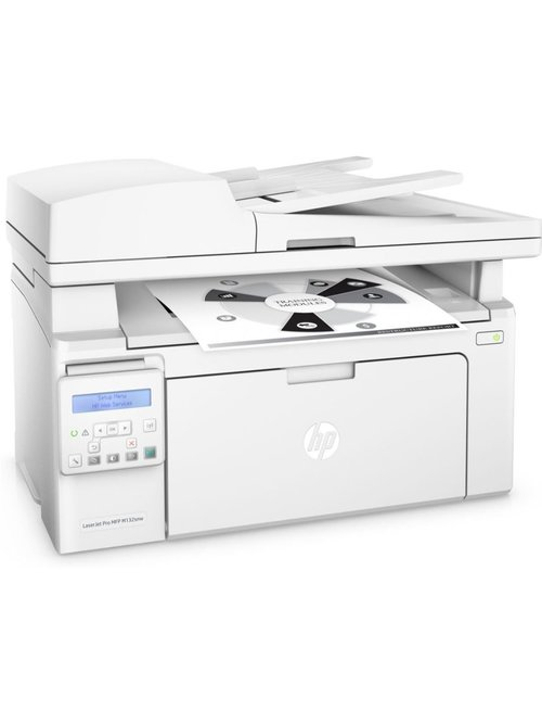 HP Pro MFP M132SNW Laser Printer  White