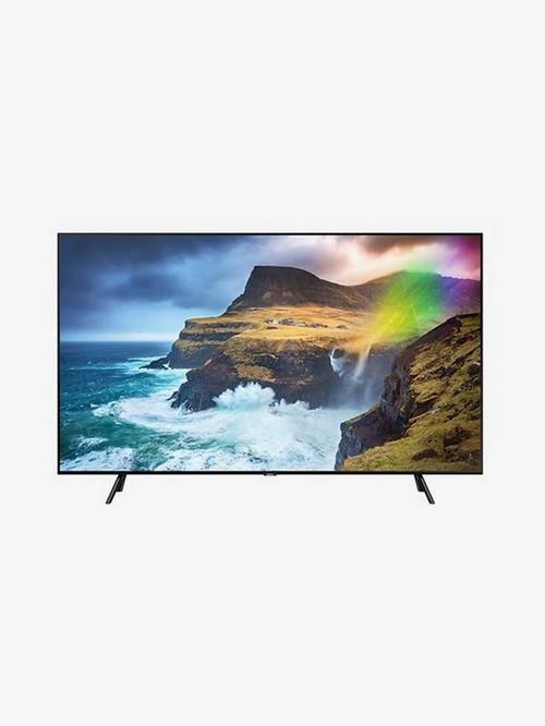 Samsung 138 cm(55 Inches) Smart 4K Ultra HD QLED TV 55Q70RAK (Charcoal Black, 2019 Range)