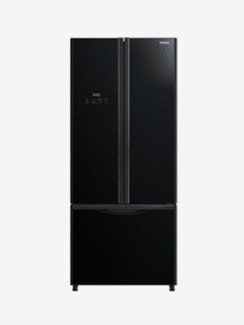 Hitachi 451 L Frost Free Triple Door 5 Star (2020) Refrigerator(BROWN, R-WB490PND9-GBW-FBF)