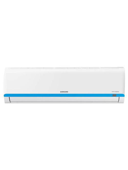 [ICICI CREDIT CARD USER] Samsung 1.5 Ton Digital Inverter 3 Star AR18TY3QBPU (R-32) Split AC (Pastel Blue Strip)