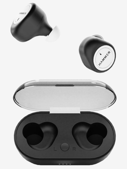 Hammer Airflow Truly Wireless Earpods (TWS) Compatible with Siri, Google...