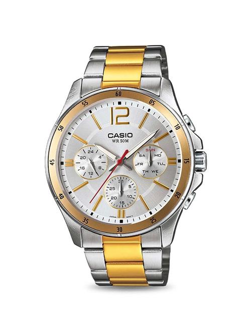 Casio MTP 1374HSG 7AVIF Enticer Analog Watch for Men