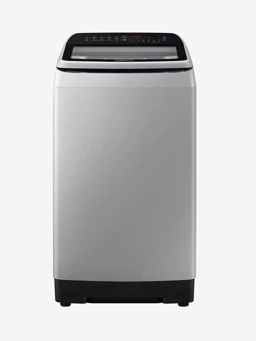Samsung 6.5 Kg Inverter Fully Automatic Top Load Washing Machine  Imperial Silver, WA65N4261SS/TL