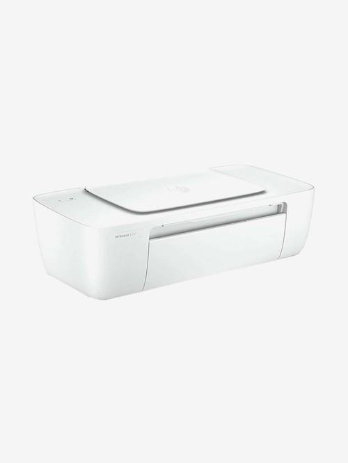 HP DeskJet 1212 Single Function Inkjet Colour Printer  White