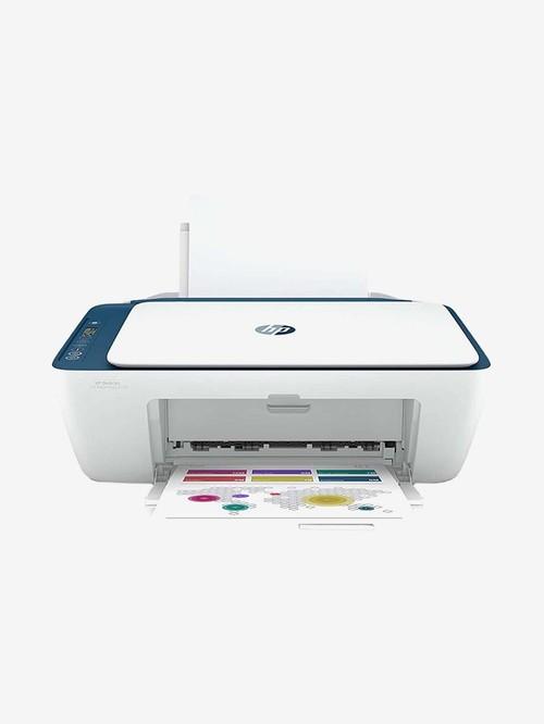HP DeskJet 2778 All in One Ink Advantage Wireless Colour Printer  White/Blue