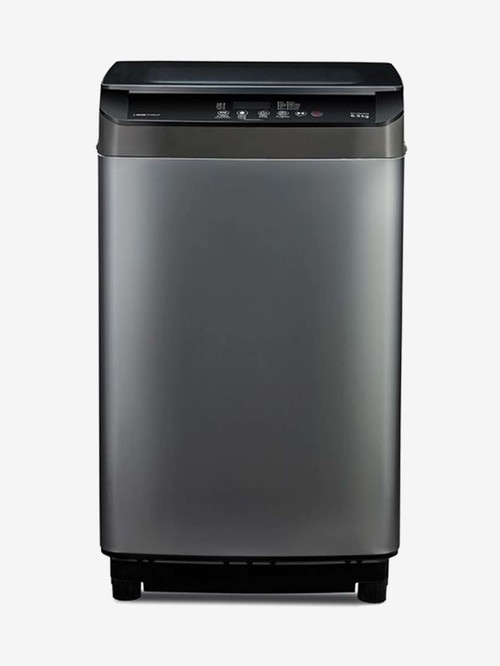 Voltas Beko 7 kg 5 Star Fully Automatic Top Load Washing Machine 700 RPM  WTL70UP GB, Grey