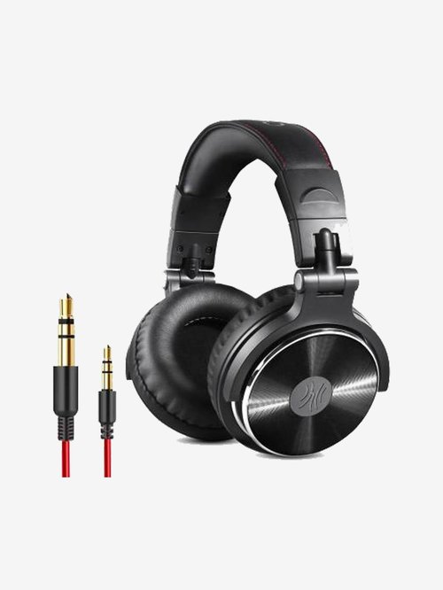 OneOdio Pro 10 Wired Headset  Black