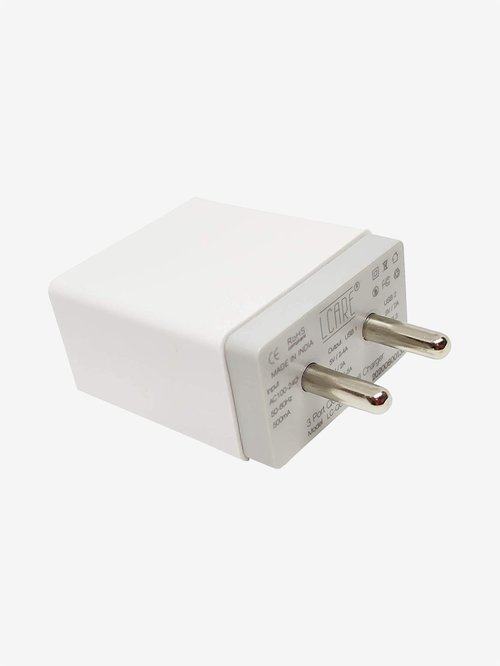 LCARE QC 3.0 USB 03 Port Charger Without Cable