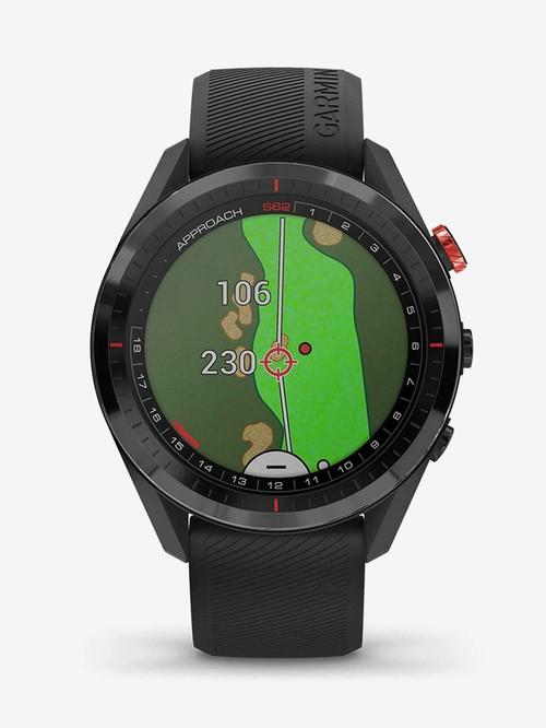 Garmin Approach S62 Smartwatch (Black Slate)