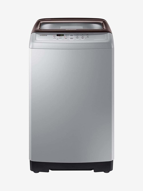 Samsung 6.5 kg Fully Automatic Top Load Washing Machine 680 RPM  WA65A4022NS/TL, Imperial Silver