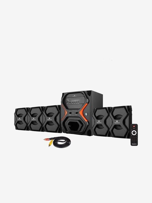 Tronica Republic Series 5.1 Bluetooth Home Audio Speaker  Black