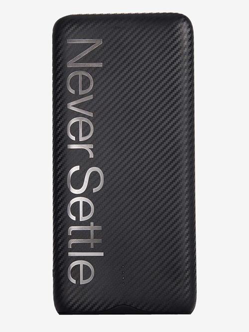 OnePlus 10000mAh 18W Portable Power Bank (Black)