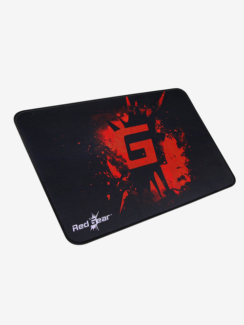 Redgear MP35 Control Type Gaming Mousepad  Black/Red  REDGEAR Electronics TATA CLIQ