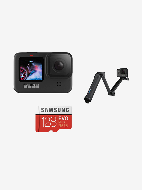 GoPro Hero 9 CHDHX-901 20 MP Sports and Action Camera...