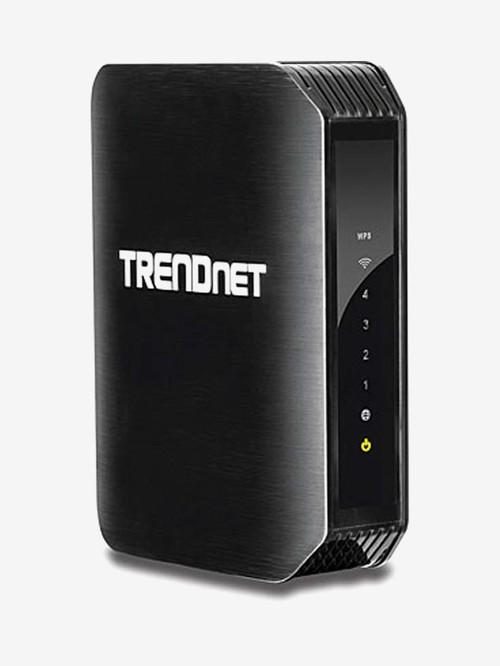 TRENDnet N300 TEW 733GR Wireless Gigabit Router  Black