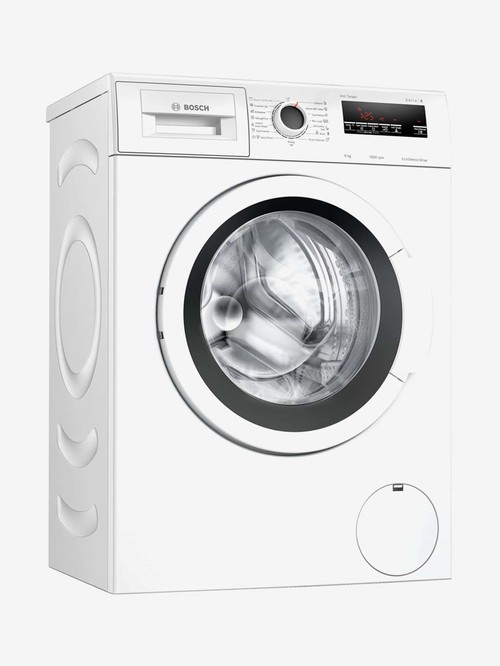 Bosch 6 kg Fully Automatic Front Load Washing Machine  WLJ2016WIN, White