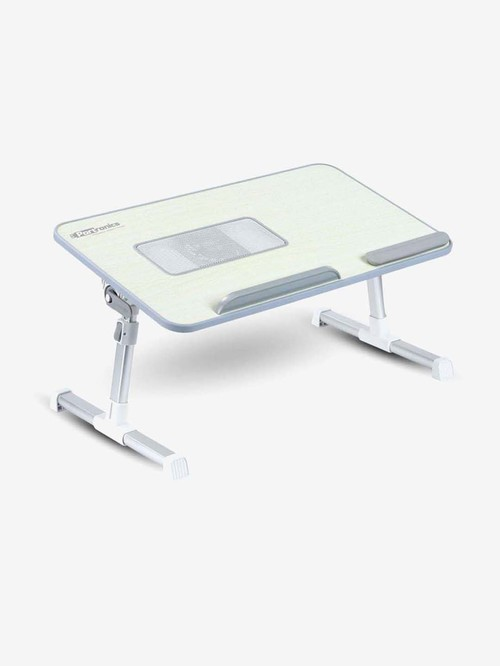 Portronics My Buddy Plus POR-704 Adjustable Laptop Table with Cooling...