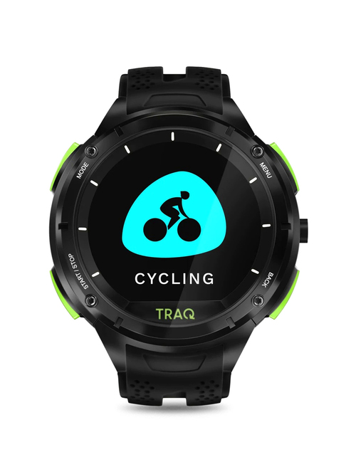 TRAQ Cardio 75001PP01 Unisex Smart Watch