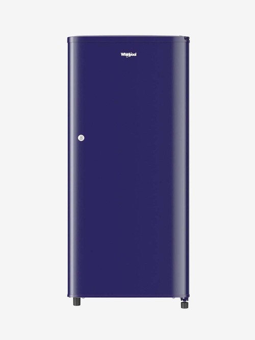 Whirlpool 190L 2 Star  2020  Direct Cool Single Door Refrigerator  Blue, WDE 205 CLS 2S