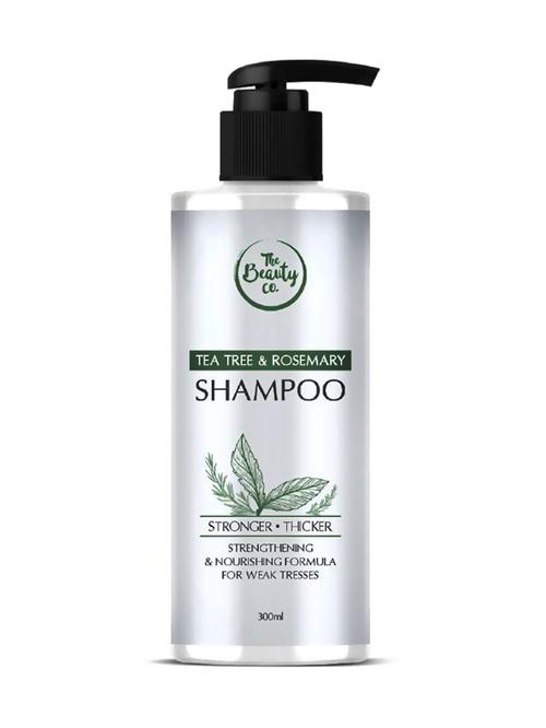The Beauty Co. Tea Tree & Rosemary Shampoo – 300 ml