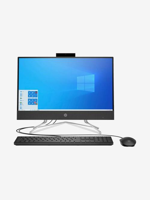 HP 22 df0142in All in One Desktop 1V6C5AA i5 10th Gen 8 GB 1TBHDD 21.5 inch W10H INT Graphics Black