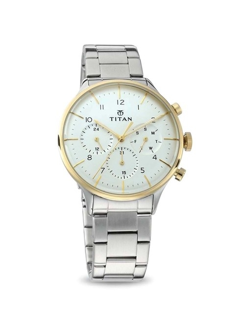 Titan NN90102BM01 Classique Analog Watch for Men