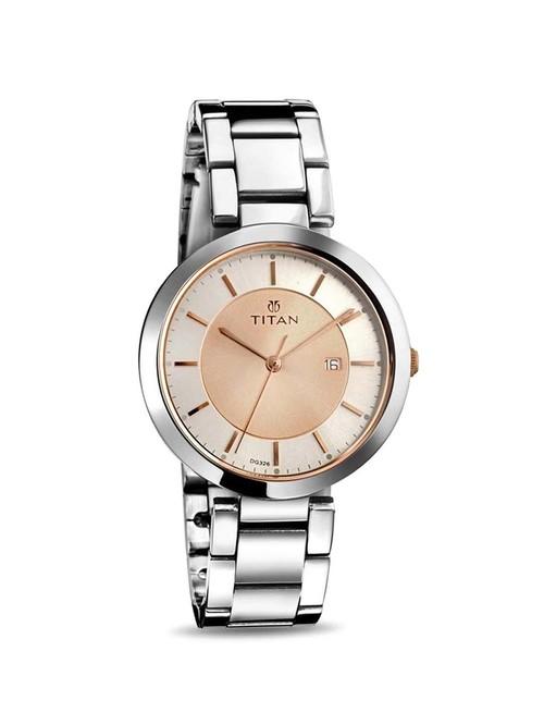 Titan NN2480KM01 Neo   II Analog Watch for Women