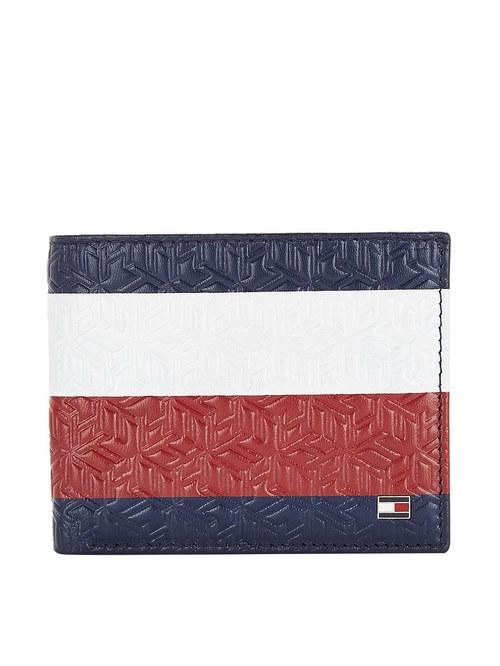 Tommy Hilfiger Stellar Multicolor Casual Leather Bi Fold Wallet for Men