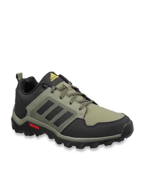 Adidas Men's TERREX CMTK IND Olive Hiking Shoes