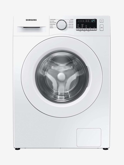 SAMSUNG 7 kg Fully Automatic Front Load White(WW70T4020EE/TL)