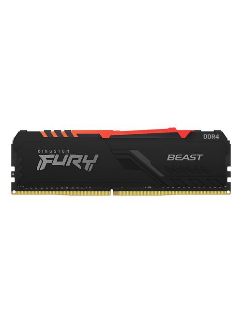 Kingston FURY Beast R GB KF432C16BB1A/16 16 GB DDR4 3200MHz RAM  Black